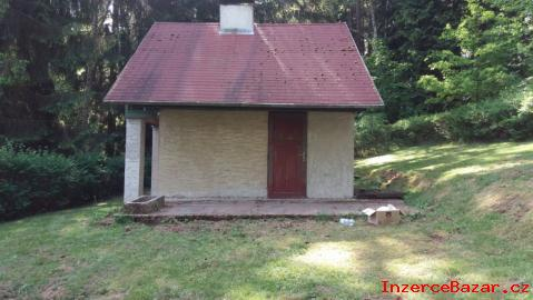 Prodám chatu na vlastním pozemku