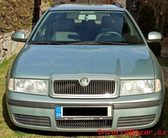Škoda Octavia combi Tour 1. 6/75kW benzín