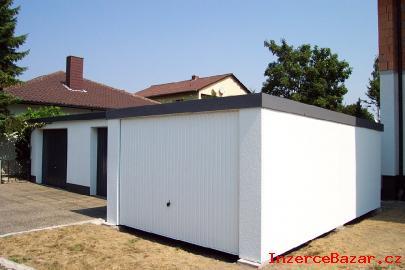 Nová montovaná garáž 3x5m