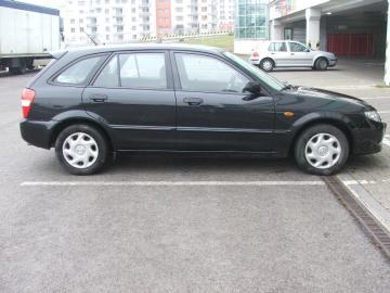Mazda 323f 1. 5/1. 6/1. 8, 2. DiTD n.  d�ly