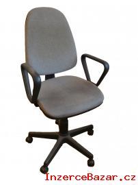 kancelářská kolečková židle