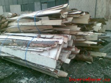 Palivové dřevo krajiny