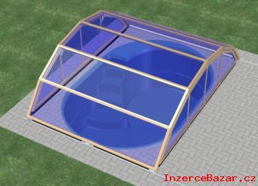 Levné Zastřešení bazénu od 29 990 Kč