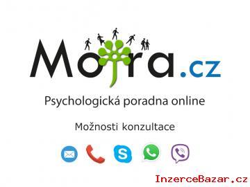 ONLINE KONZULTACE S PSYCHOLOGEM MOJRA. CZ