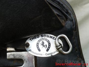PRODÁM všestranné sedlo Theo Sommer