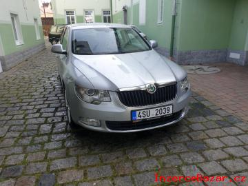 Škoda Superb II 3. 6 FSI 4x4 Elegance AP