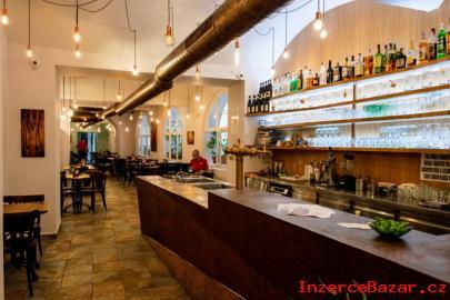 Restaurace se zahrádkou na Praze 1