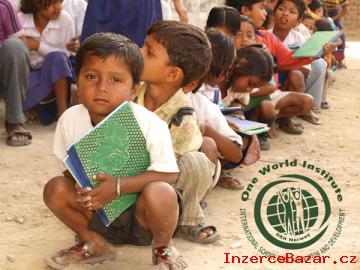 Na zkušenou do světa - dobrovolníkem v A