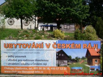 Ubytování v Českém ráji na Chalupách