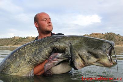 Ebro - dovolená ve Španělsku - rybaření