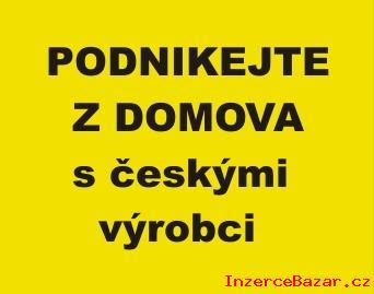 Podnikejte s českými výrobci