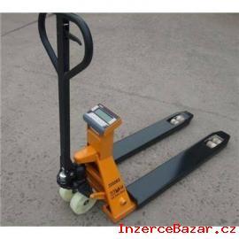 Paletový vozík s váhou NDP-1