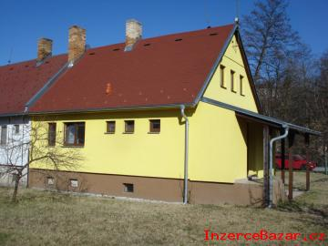 Finský domek v Novohradských horách
