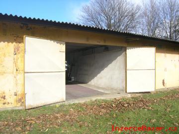 Podnájem garážového boxu Praha 3