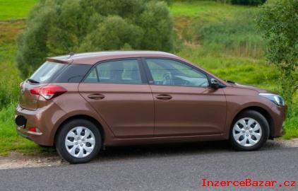 Hyundai i20 r. v.  2018 najeto 30tis