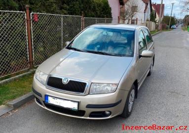 Škoda Fabia 1. 2 htp, 2005, 40kW