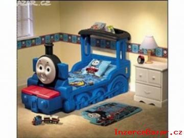 postel Masinka Tomas