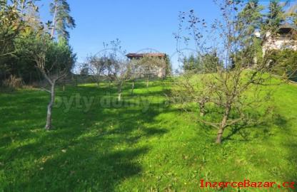 Atraktivní pozemek na pomezí Beskyd