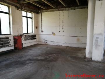 garáž, sklad, výrobní hala