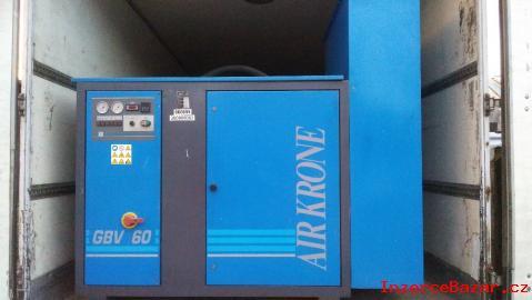 Šroubový kompresor - AIR KRONE - 6000 l/