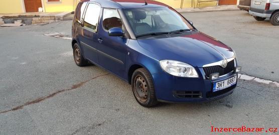 Škoda Roomster 1. 2 HTP  51 KW 2007