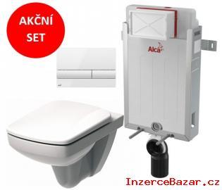 Záchodový set kombifix s wc mísou