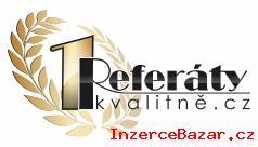 Referatykvalitne. cz - seminárky, bakalář