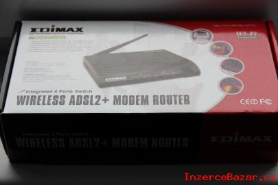 WIRELESS ADSL2+ MODEM ROUTER Edimax AR-7