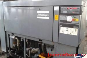 Prodej a servis šroubových kompresorů At