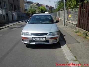 Mazda 323 sedan BA 1252, rok 1996
