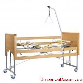 Repasovaná zdravotní polohovací postel