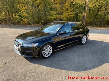 Audi A6 Avant 3. 0 TDI 2015