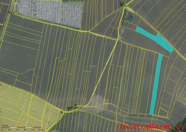 Orná půda 18. 741m2  41 Kč/m2
