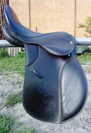 Krásné kožené sedlo na koně