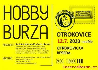 Hobby burza, Otrokovice, neděle 12. 7. 201