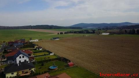 Prodej stavebního pozemku Rokycany