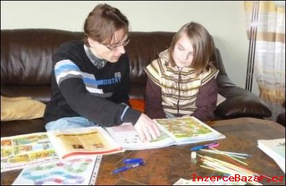 Individuální výuka anglického jazyka