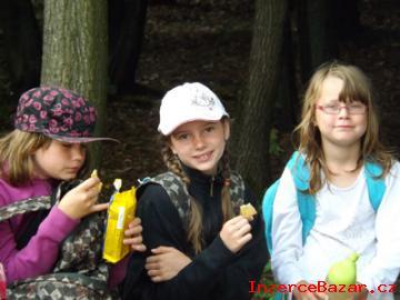 Brigáda na letním táboře
