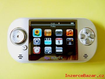 Multifunkční herní konzole – portable
